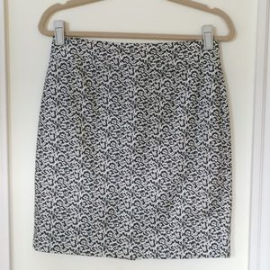 Jcrew pencil skirt sz 4
