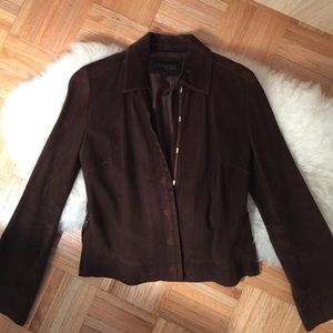 Added new pics of Gorgeous Suede jacket