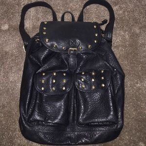 Handbags - Leather backpack