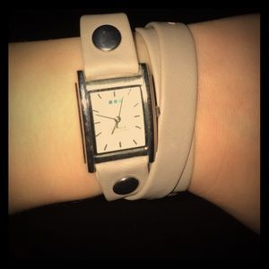 La Mer Accessories - La Mer Wrap Watch