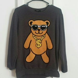 Cute bear sweater