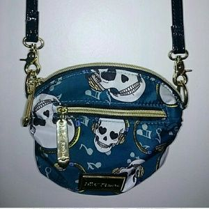 Denim - Skull bag SAVED