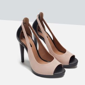Zara Shoes - Zara Heels
