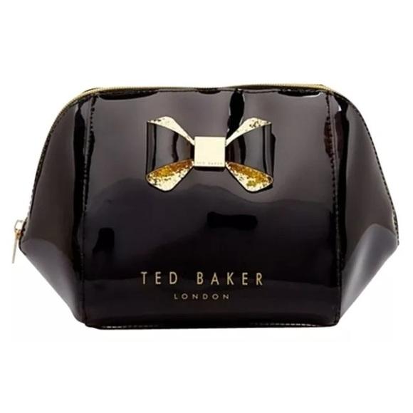 c6dc4ca27b Ted Baker Trapeze Glitter Bow EX LARGE Black