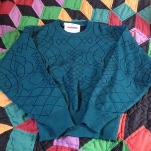 obermeyer Tops - Vintage green sweater