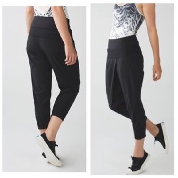 54% off lululemon athletica Pants - SOLD - NWT. Dance to Yoga Pant ...