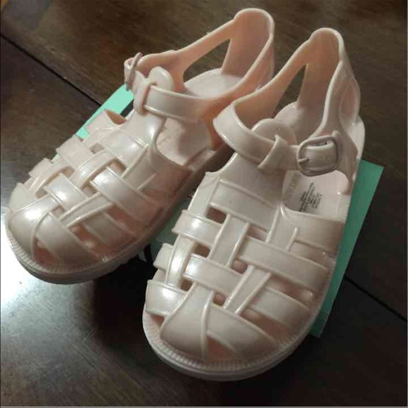 50 gap shoes gap pink jelly sandals from corina s