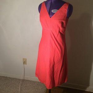 Ann Taylor Fit & Flare Dress