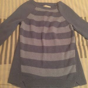 Ann Taylor Loft XS blue sweater