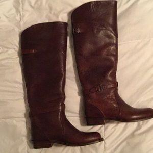 Frye dorado riding boots, size 6