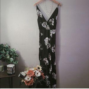 Forever 21 slit dress
