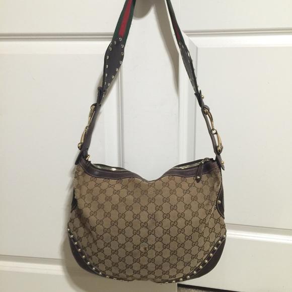 c448ccede340 Gucci Bags   Authentic Pelham Messenger Hobo Bag   Poshmark