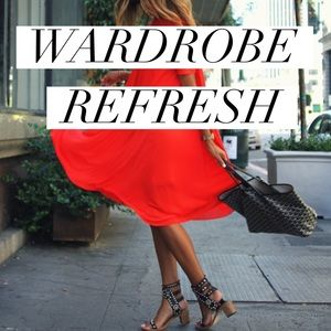 Other - • Wardrobe Refresh •