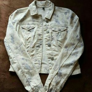 NWOT American Eagle Patterned Jacket