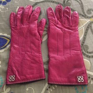 Coach Designer  Gloves