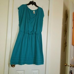 Dresses & Skirts - Teal dress