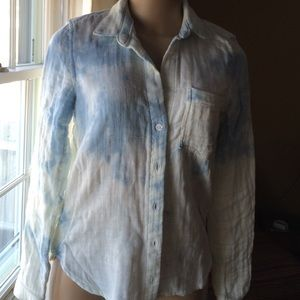 Anthropologie top Cloth & Stone
