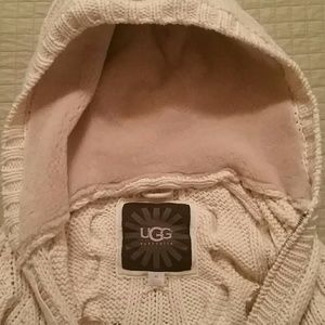 aa37319e65 UGG Sweaters - UGG Outerwear Sycamore Cove 100% wool sweater coat