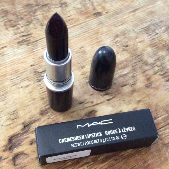 MAC Cosmetics Other - MAC LIPSTICK in Black Knight