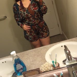 Free People Other - Free People type of romper😘