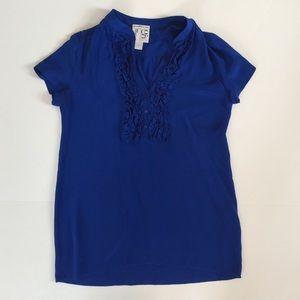 Amanda Uprichard Tops - Amanda UpRichard silk blouse. Gorgeous. Small.