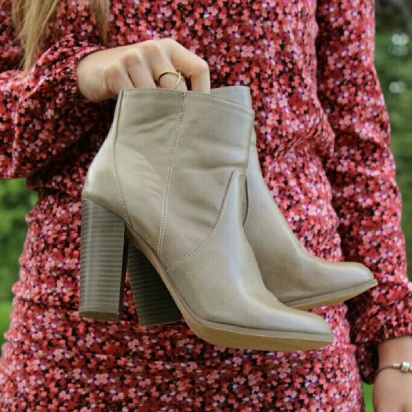 A+ Shoes - Ankle Boots