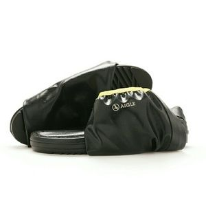 Aigle Rubber Shoes Navyyellow Boots Womens Pack Poshmark Rain arWaBwqE