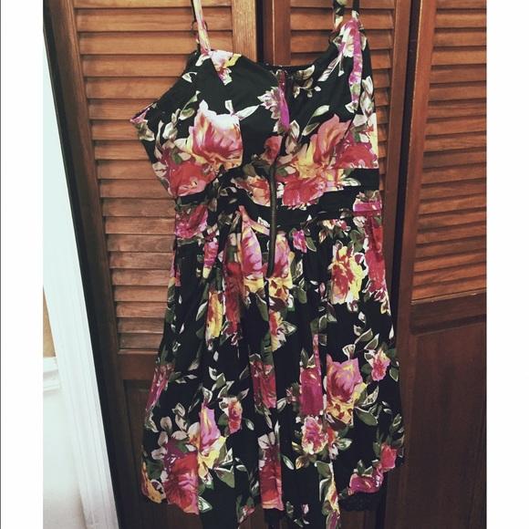 American Rag Dresses Plus Size Floral Dress Poshmark