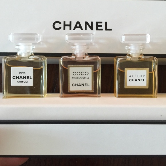 CHANEL Other   🚫SOLD🚫 Chanel Fragrance Wardrobe Perfumes
