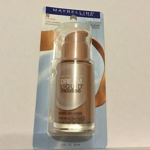 Maybelline Liquid Mousse Foundation Pure Ivory
