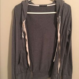 Brandy Melville zip up jacket