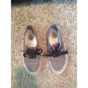 70% off Vans Shoes - Vans Sk8-hi shoes. Womens size 8 mens size ...