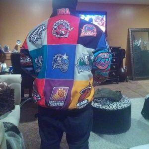 Jackets & Blazers - Authenic Jeff Hamilton NBA Jacket