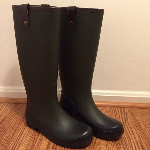 69% off Lucky Brand Shoes - Lucky brand rain boots from Lo's ...