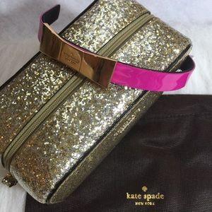 Kate Spade Metal Bow Headband