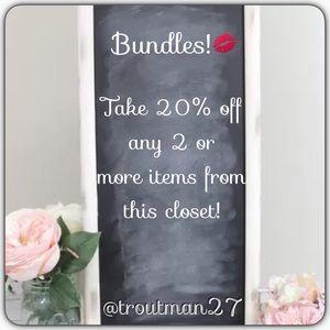 Bundles! 💋