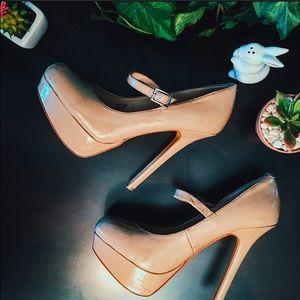 Platform Stilettos Shoes