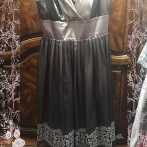 Nightway Dresses & Skirts - Beautiful dress Nightway light and dark grey