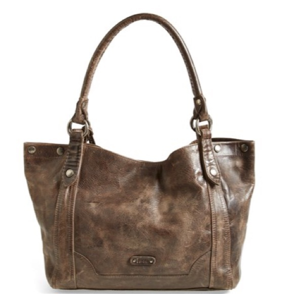 cab7410ef684 Frye Bags | Hp New Melissa Washed Leather Tote | Poshmark