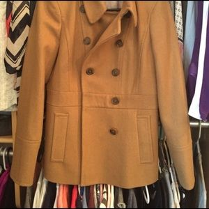 Jcrew Pea Coat Size 6