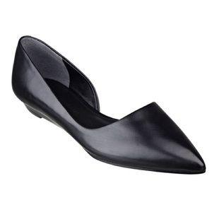 Sigerson Morrison Shoes - NEW! Sigerson Morrison Gertie d'Orsay Flat, Black