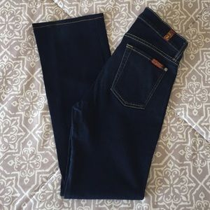 7 for All Mankind The Skinny Bootcut