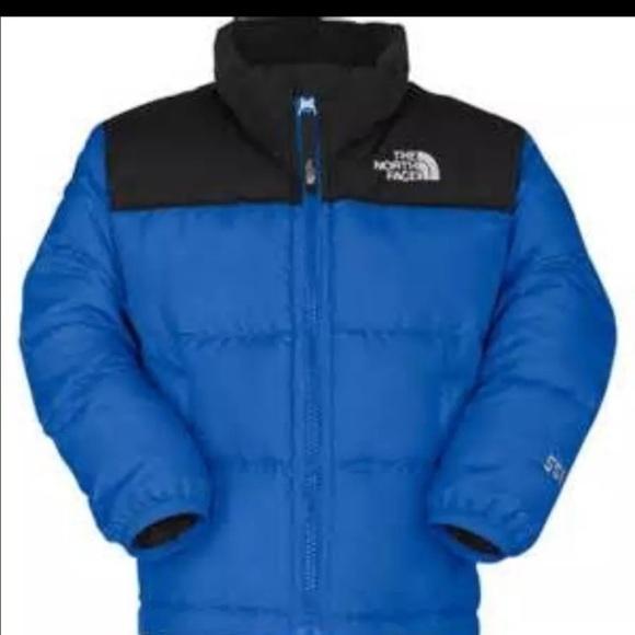 4082b665 The North Face Jackets & Coats | Toddler North Face Nuptse 550 ...