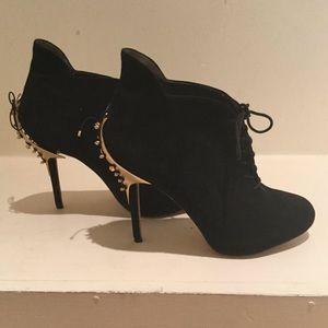 Sam Edelman Shoes - Sam Edelman Lace Up Booties