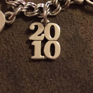 James Avery 2010 and Dog Paw Charm