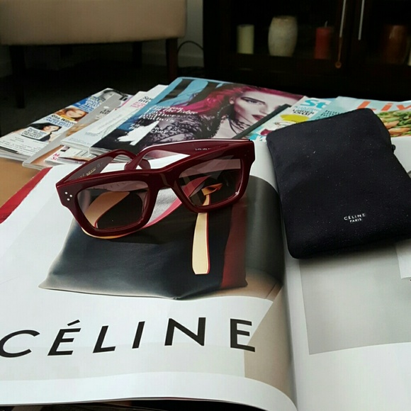 a23ba9cf9398 Celine Accessories | Authentic Sunglasses | Poshmark