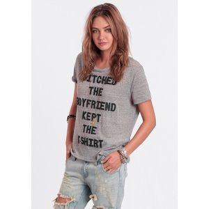 MINKPINK | Ditched the Boyfriend Tee