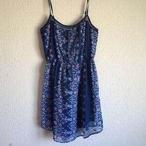 RESERVED Hollister Aztec Print Dress