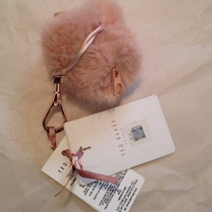 b810815ae2cd Ted Baker Other - NWT TED BAKER Fluffy Character Bag Charm