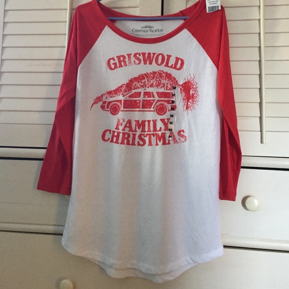 48% off Kohls Tops - 'Griswold family Christmas' shirt from ...